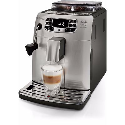 Philips Cafetera Express Philips Saeco Intelia Delux Hd8904/01