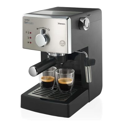 Philips Cafetera Express Saeco Hd8325 Poemia Philips Class Metal