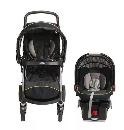 Cochecitos - Graco Travel System UrbanLite Graco