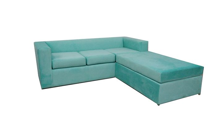 Sof esquinero de pana seattle muebles for Relleno de sofas