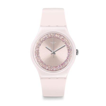 emergencia galope A la verdad  Reloj Swatch PINKSPARKLES SUOP110   Swatch