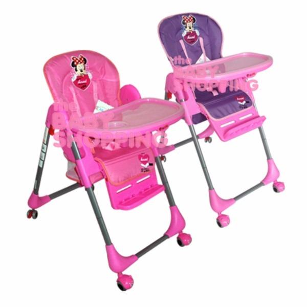7d00fa62e Baby Shopping Silla De Comer Bebe Disney 5 Alturas 3 Posiciones Reclinado