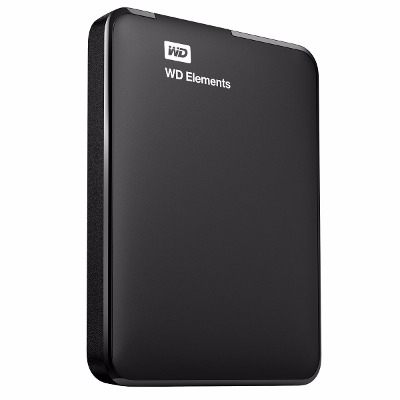Western Digital Disco Rigido Externo 1TB Western Digital Element