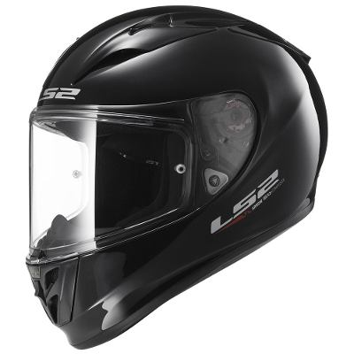 LS2 Casco Ls2 Ff 323 Arrow Mono Brillo Oficial Fibra Vidrio