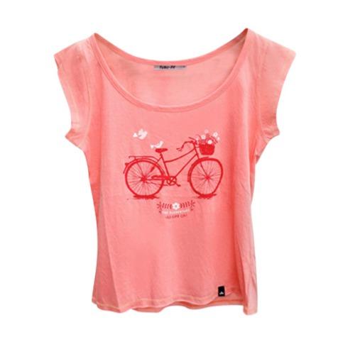148c4fca7 Remera Bicicleta De Mujer Fuku-do - Fuku-Do