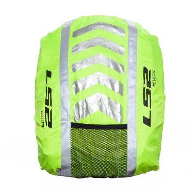 LS2 Impermeable Cubre Mochila Ls2 Reflectivo Talle Unico Oficial