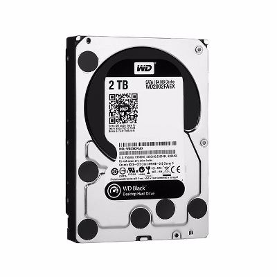 Western Digital Disco Rigido Western Digital 2tb Caviar Black Hd 2 Tb Wd Sat