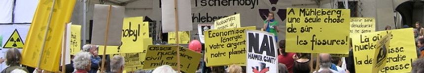 Photo representant le blogue du groupe regional de Greenpeace Vaud