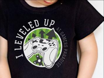 GP TShirt | Gamers Paradise