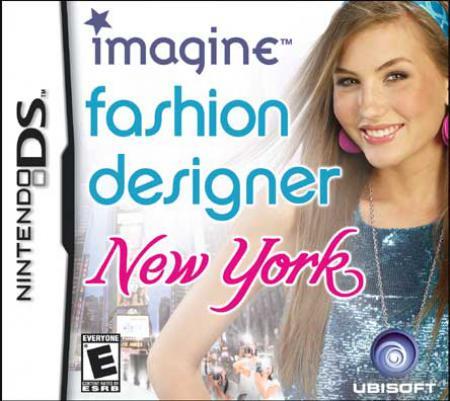 Imagine Fashion Designer New York For Nintendo Ds Gamers Paradise