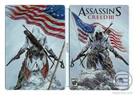 Assassins Creed III GameStop Edition
