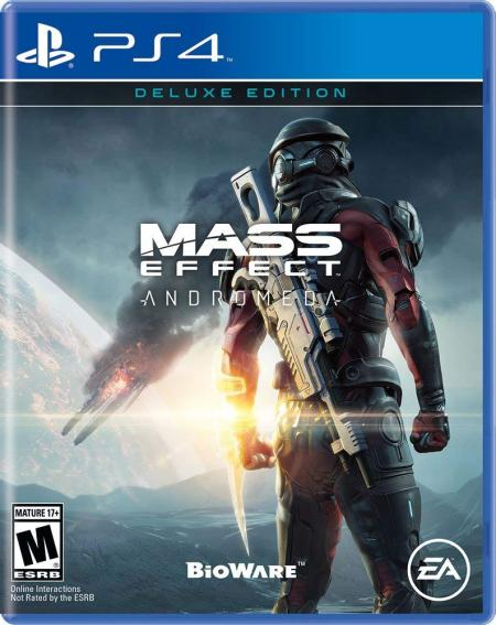 Mass Effect Andromeda Deluxe  Gamers Paradise