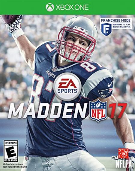 Madden 17  | Gamers Paradise