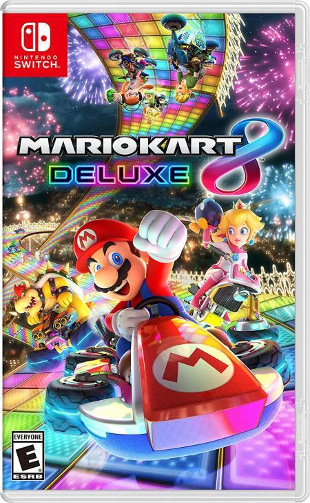 Mario Kart 8 Deluxe| Gamers Paradise