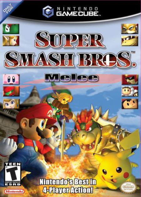 Super Smash Bros. Melee  | Gamers Paradise
