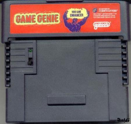 nintendo 64 game genie