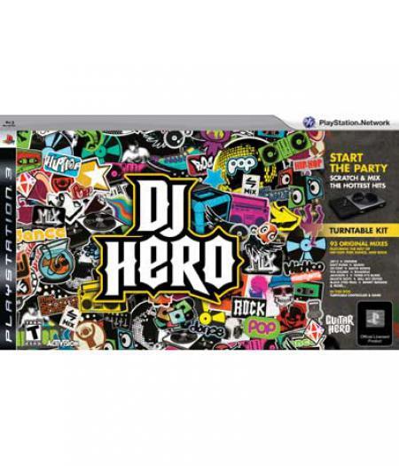 DJ Hero - Standalone Software