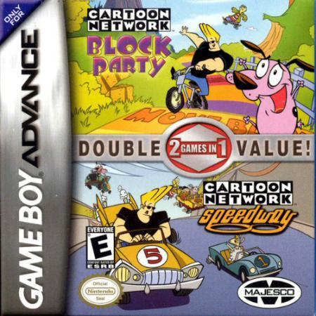 cartoon network gameboy