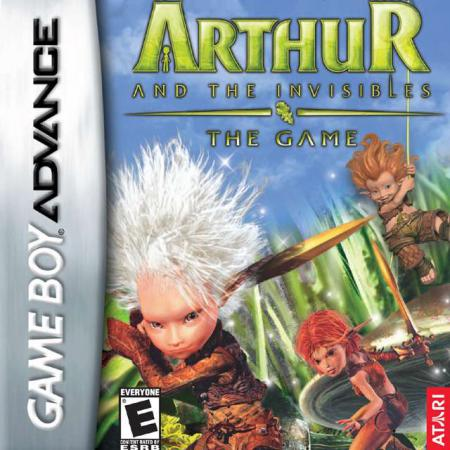 Arthur And The Invisibles The Game For Gameboy Advance Gamers Paradise