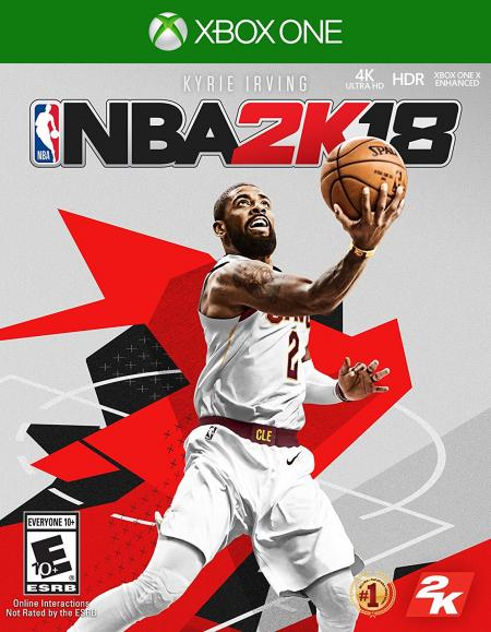 NBA 2K18  | Gamers Paradise