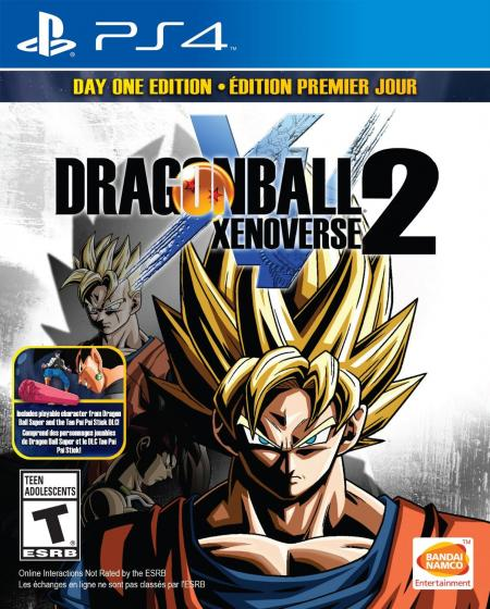 Dragon Ball Xenoverse 2 (Day 1 Edition) For PlayStation 4