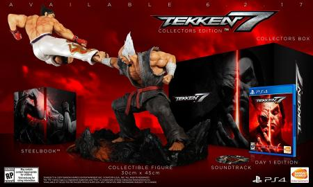 Tekken 7 - Collector's Edition| Gamers Paradise