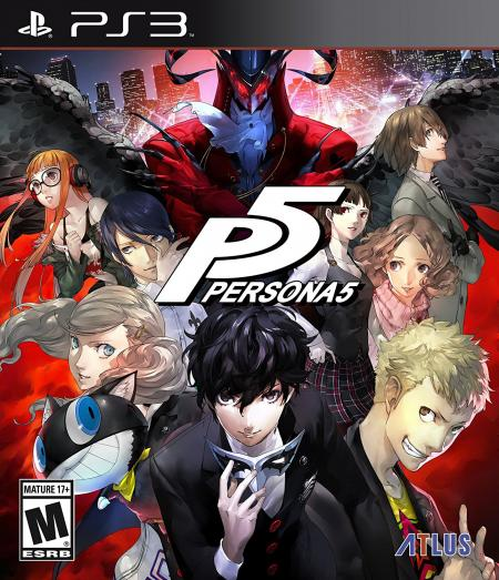 Persona 5| Gamers Paradise