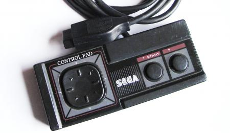 sega master system control pad for sega master system gamers paradise