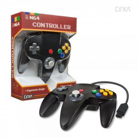 Cirka N64 Controller - Grape