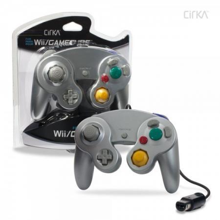 Cirka Gamecube Controller Silver For Gamecube Gamers Paradise