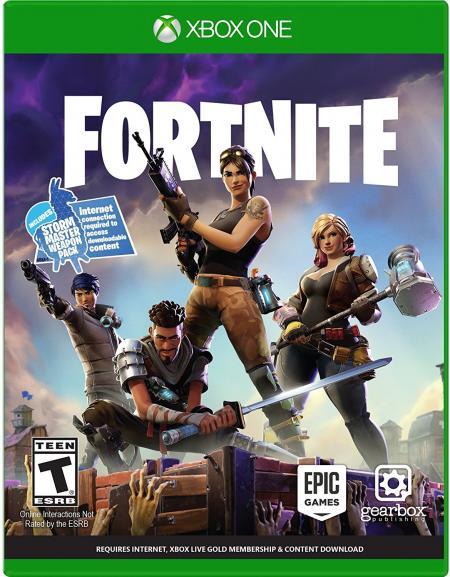 Fortnite Battle Royale!    Gamers Paradise