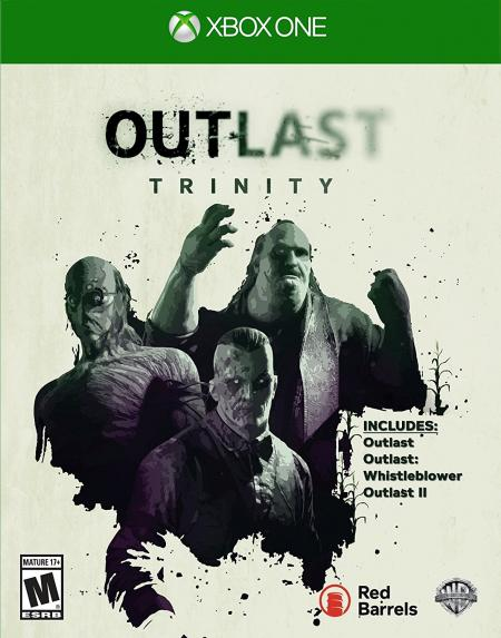 Outlast Trinity| Gamers Paradise