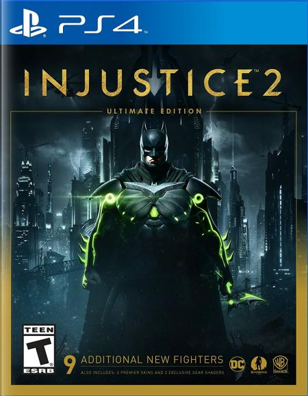 Injustice 2 Ultimate Edition| Gamers Paradise