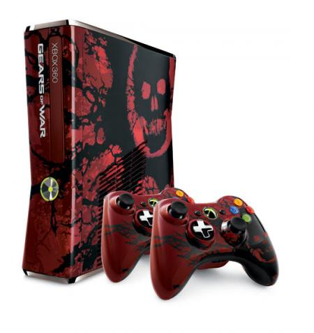 Newegg:2tb xbox one s gears of war 4 limited edition bundle $299. 99.