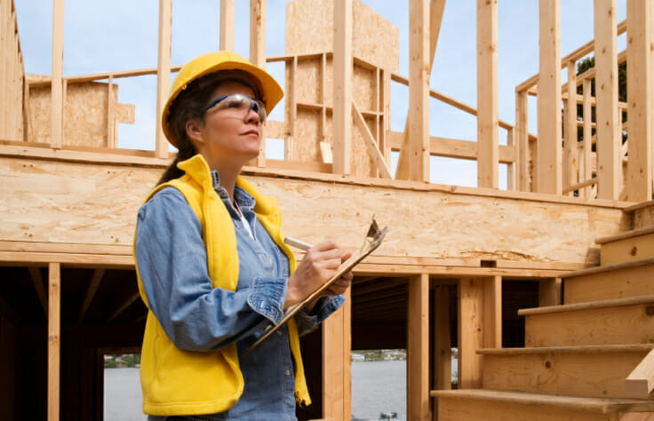 """Breaking Through the """"Concrete Ceiling"""" – Two Guildmembers Talk Women in Building"""