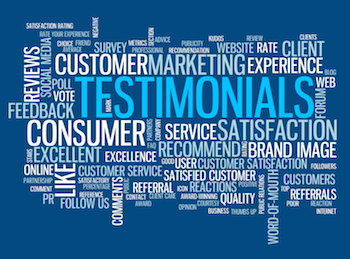 Why You Should Use Customer Testimonials in Your Marketing