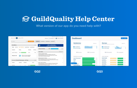 Introducing the new GuildQuality Help Center
