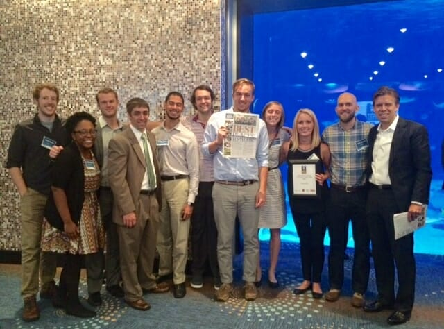 GuildQuality among 'Best Places to Work in Atlanta' 4 Years in a row!