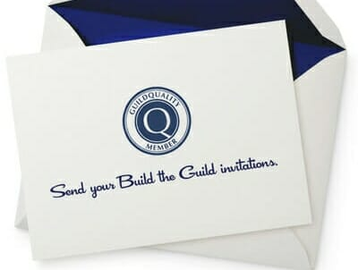 Enter our 'Build the Guild' contest and you could win a free year of GuildQuality membership