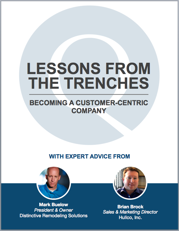 Lessons from the Trenches: Becoming a Customer-Centric Company with Mark Buelow and Brian Brock