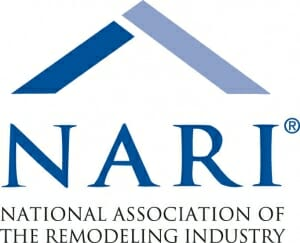 National Association of The Remodeling Industry - Service Excellence Award