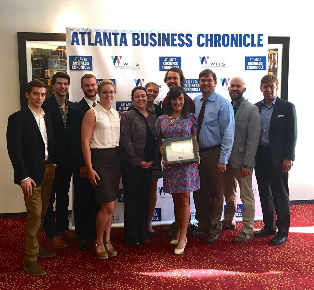 Atlanta's 2016 Best Places to Work
