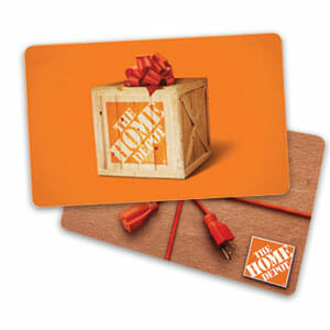 Remodeling Show Passport to Business Success Prize - Home Depot Gift Cards