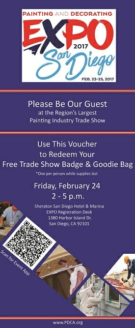 2017 Painting and Decorating Expo
