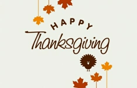 Happy Thanksgiving from the GuildQuality Team!