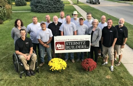 How Stebnitz Builders masters the art of customer satisfaction