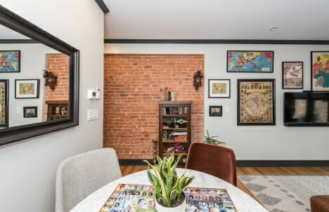 Finecraft Contractors transforms 1890's D.C. row house