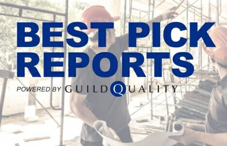 Best Pick Reports now powered by GuildQuality