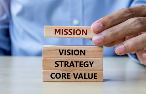 Five reasons why you should take another look at your company's mission statement