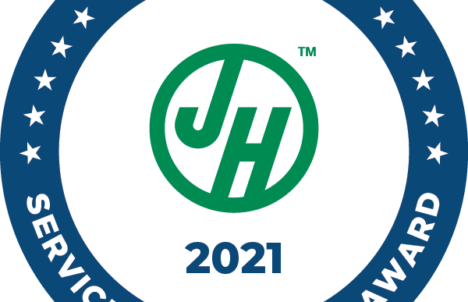 Presenting the 2021 James Hardie Service Excellence Award winners